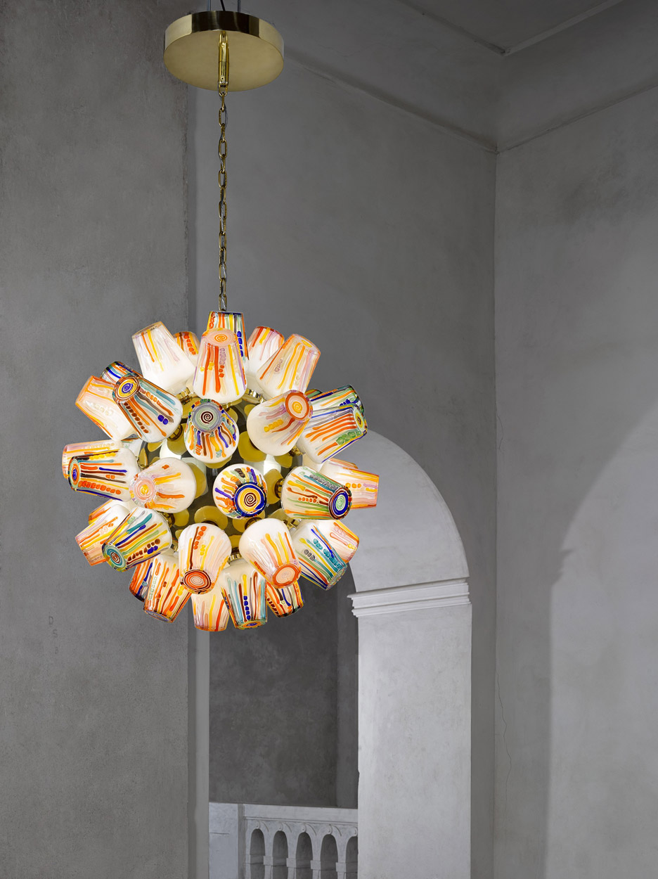 Beautiful Candy collection by the Campana brothers from S