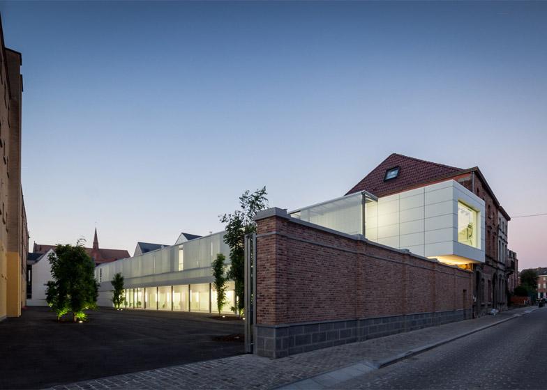 Centre of Design Mons Belgium