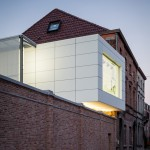 Design centre by Matador Architects becomes a legacy project for Mons 2015
