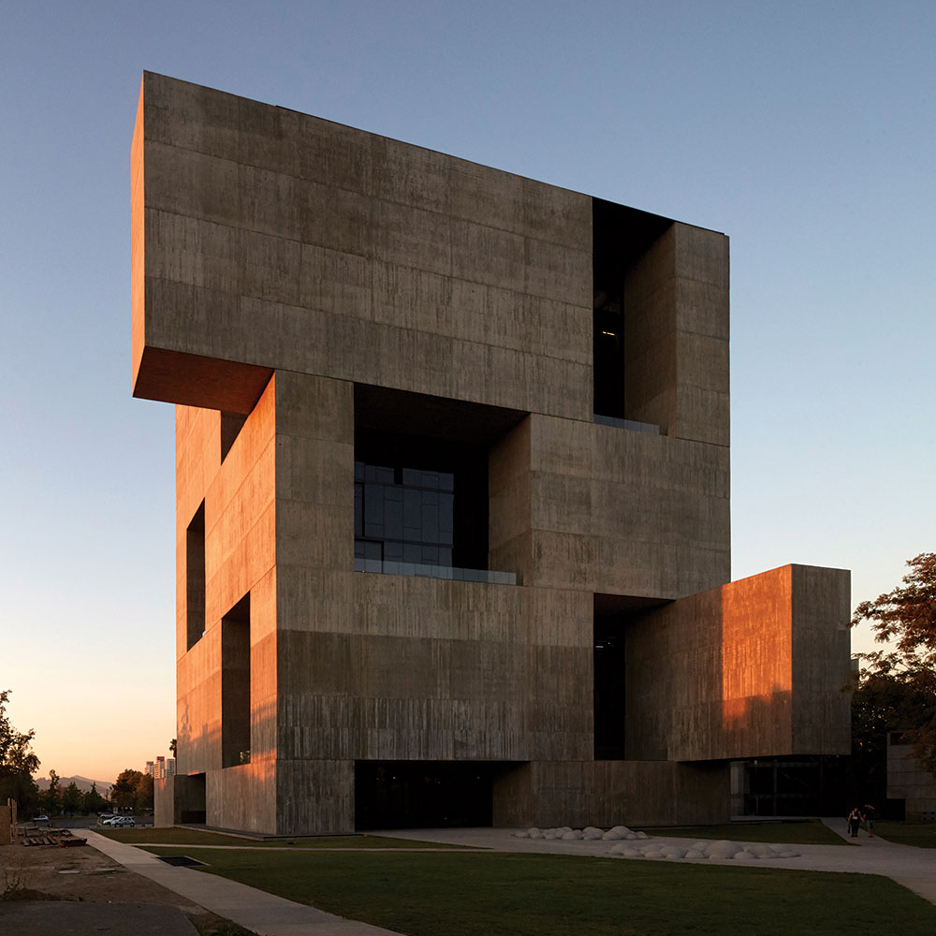 Alejandro Aravena's Innovation Center UC photographed by Cristobal Palma
