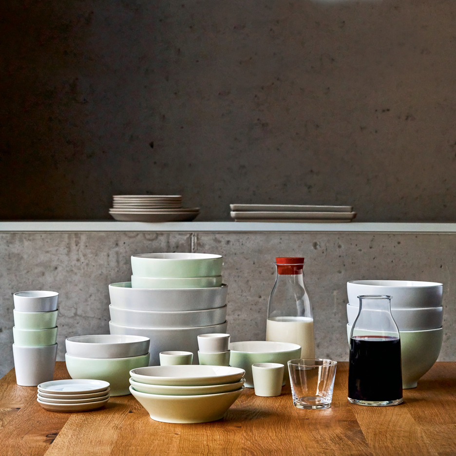 Tonale tableware by David Chipperfield for Alessi