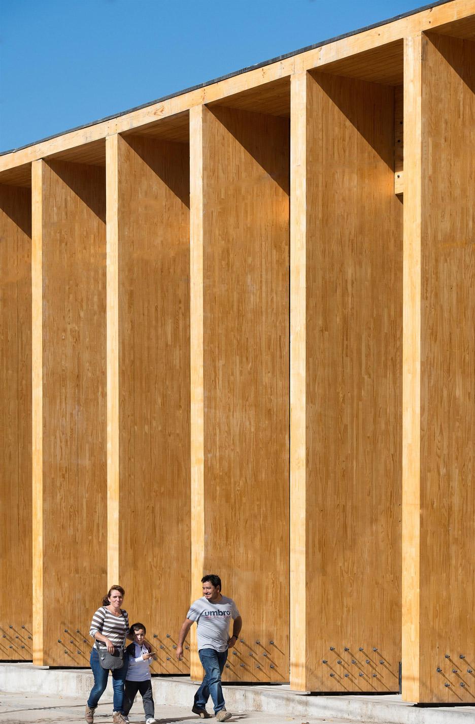 Constitución Cultural Center, Constitución, 2014