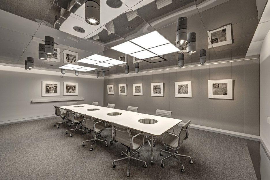 Dallas Museum of Art Library by Buchanan Architecture