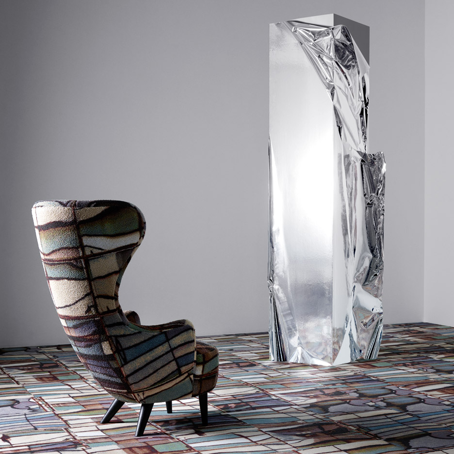 Ege rugs by Tom Dixon