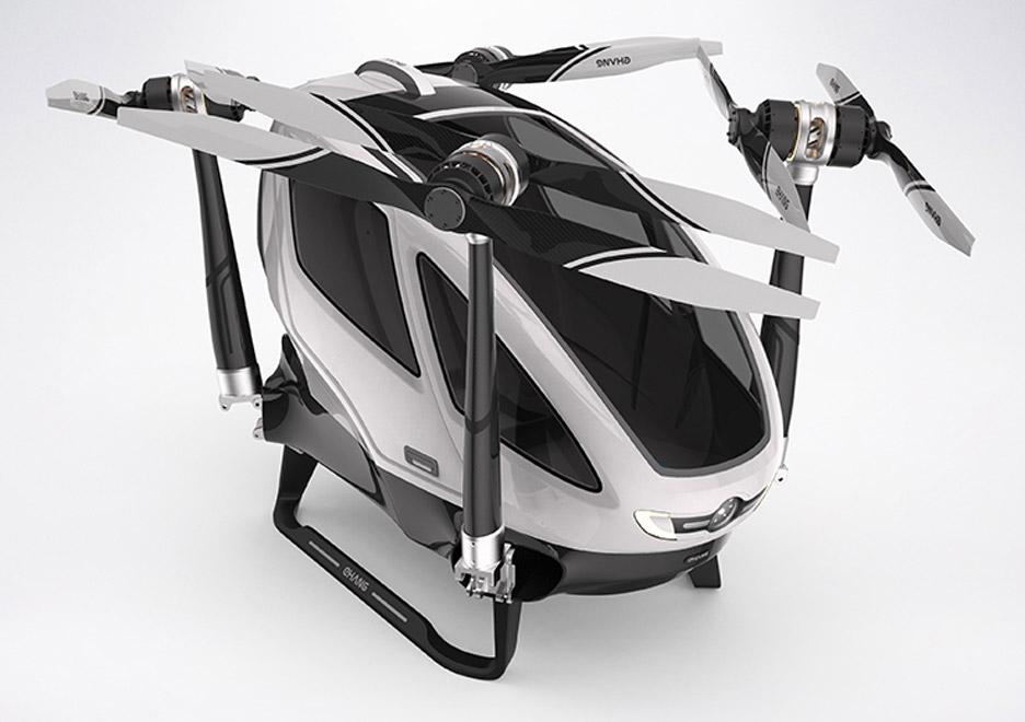 Ehang 184 passenger drone