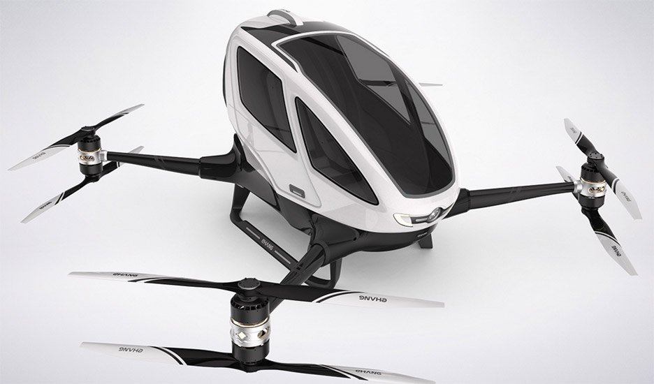 Dubai to begin flying world's first passenger drone