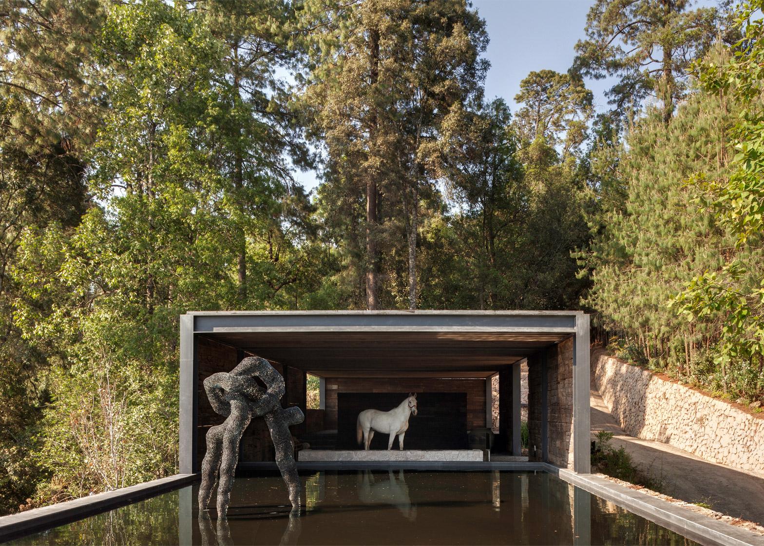El Mirador House by Manuel Cervantes CC Arquitectos