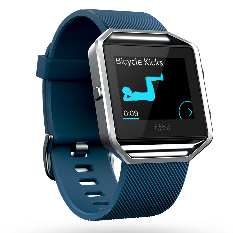 Fitbit Launches Fitness focussed Blaze Smartwatch At CES