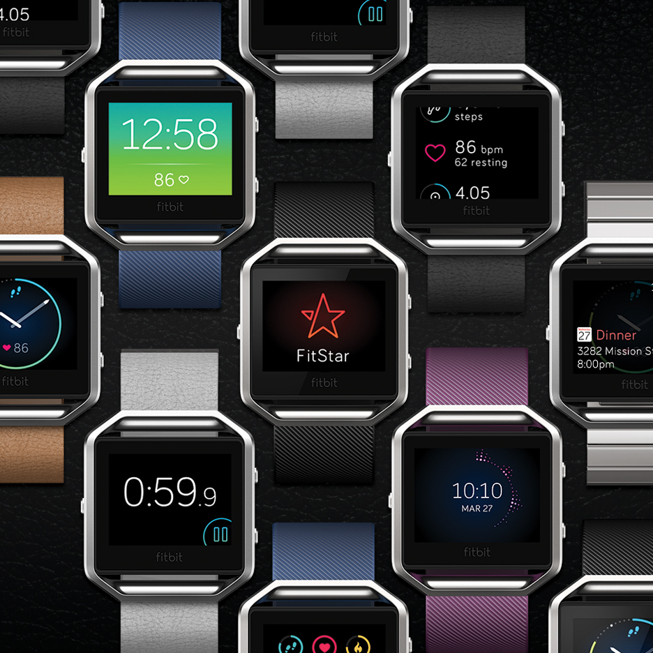 Fitbit launches fitness-focused Blaze smartwatch at CES 2016