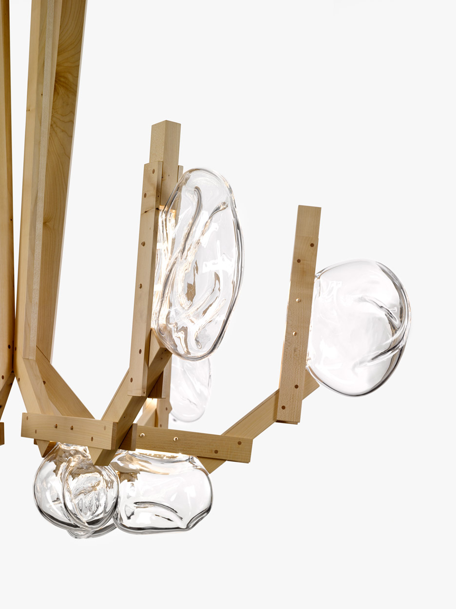 Campana brothers present Fungo chandelier at MaisonObjet – Like a Chandelier