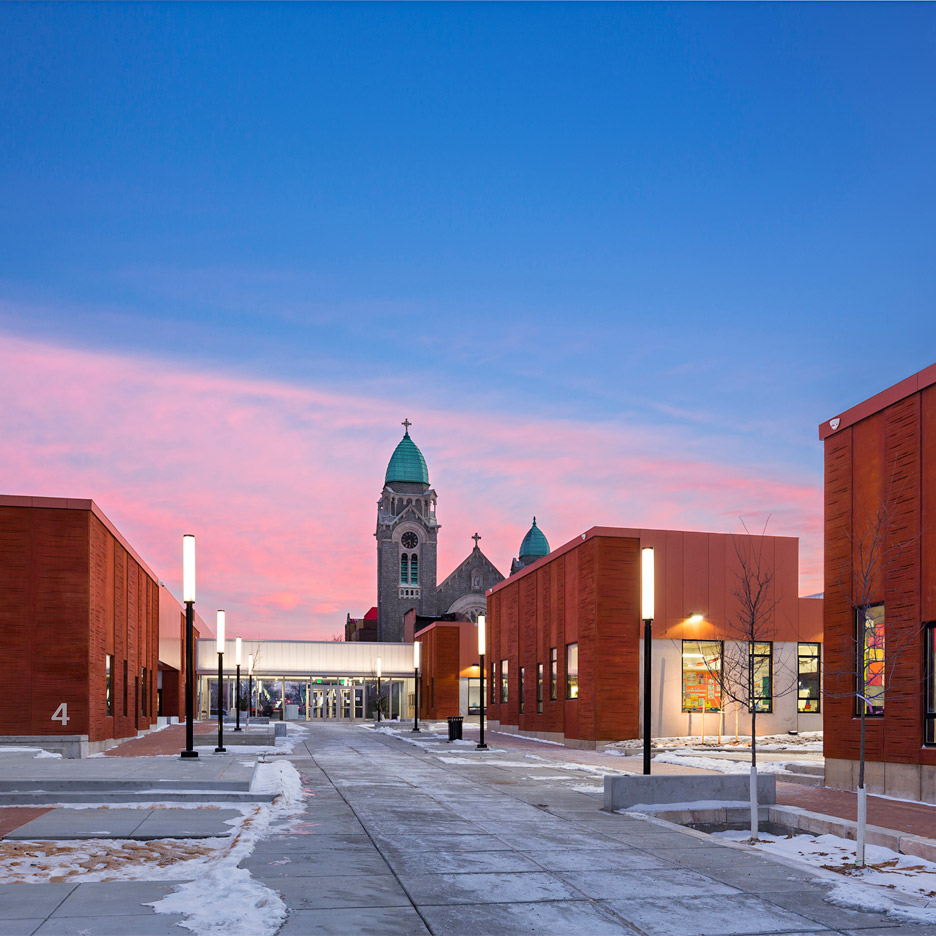 Henderson-Hopkins School; Baltimore, Maryland; by 