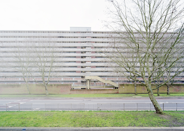 The Heygate Estate in south London, which housed more than 3,000 people, was demolished in 2014. Photograph by Simon Kennedy