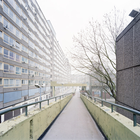 "David Cameron pledges to demolish UK's ""brutal"" council estates"