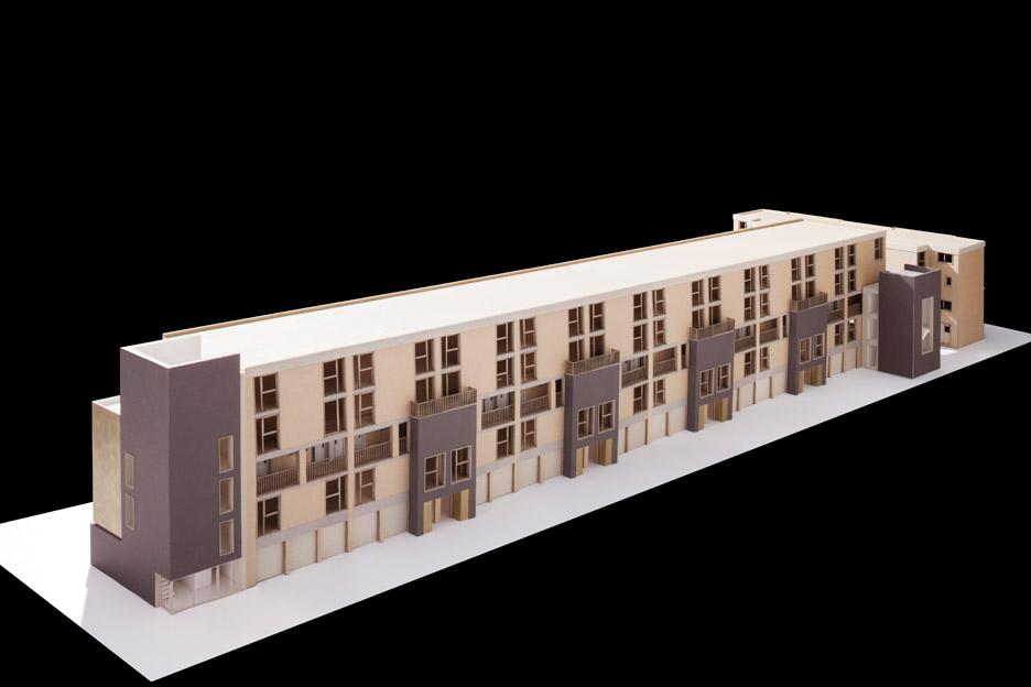 Hillington Square by Mae Architects