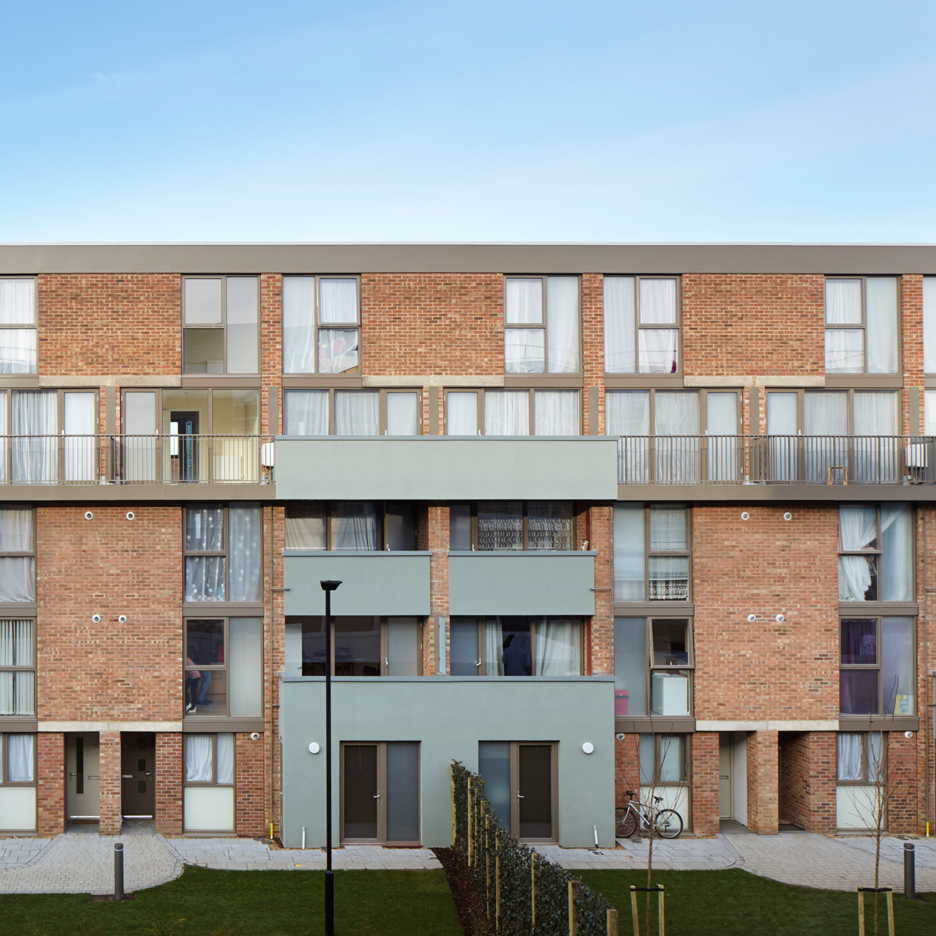 Mae Architects gives second life to unloved Hillington Square housing estate
