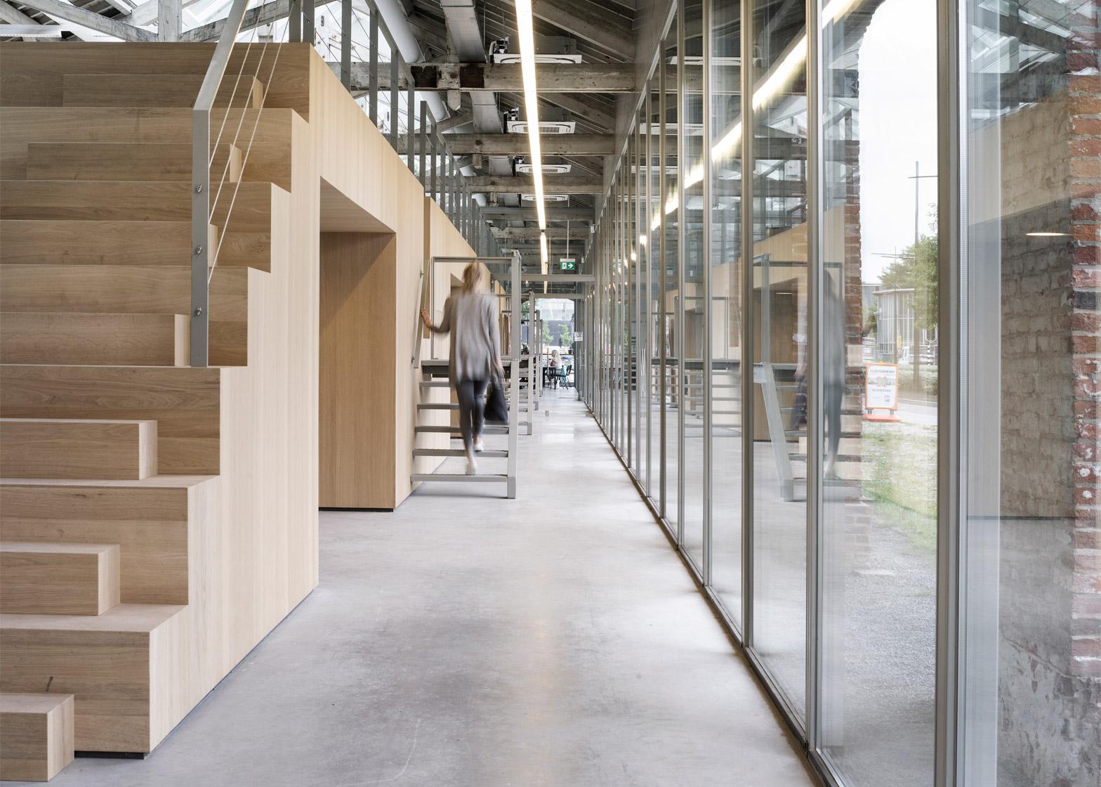 Houtloods by Bedaux de Brouwer Architecten