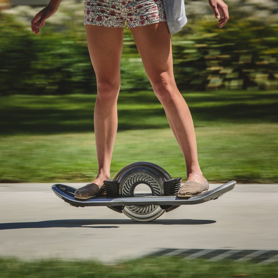 Hoverboard by Robert Bigler