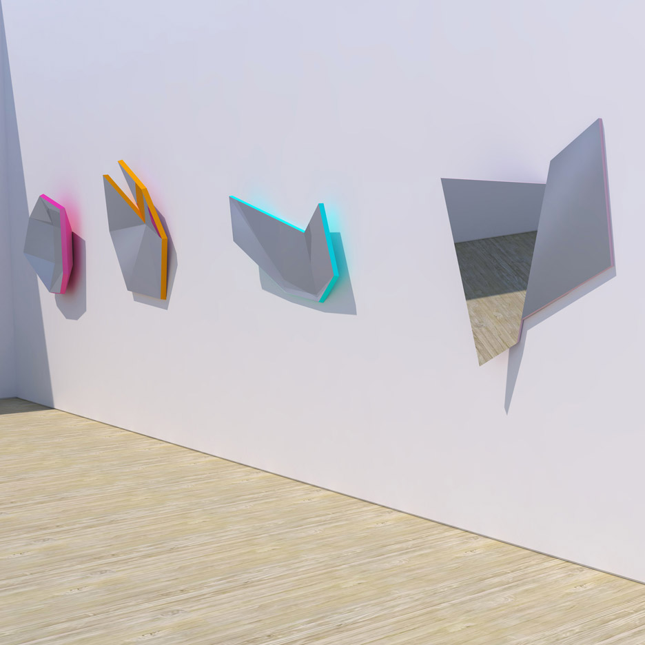 Stonefox debuts faceted Identity Check mirrors