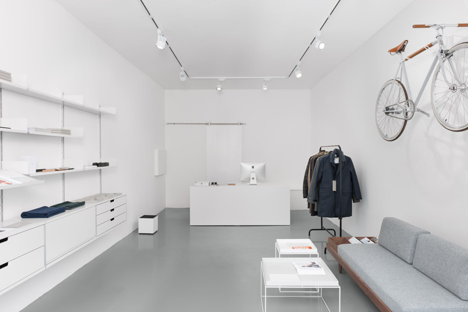 Instrmnt's flagship watch store in Glasgow