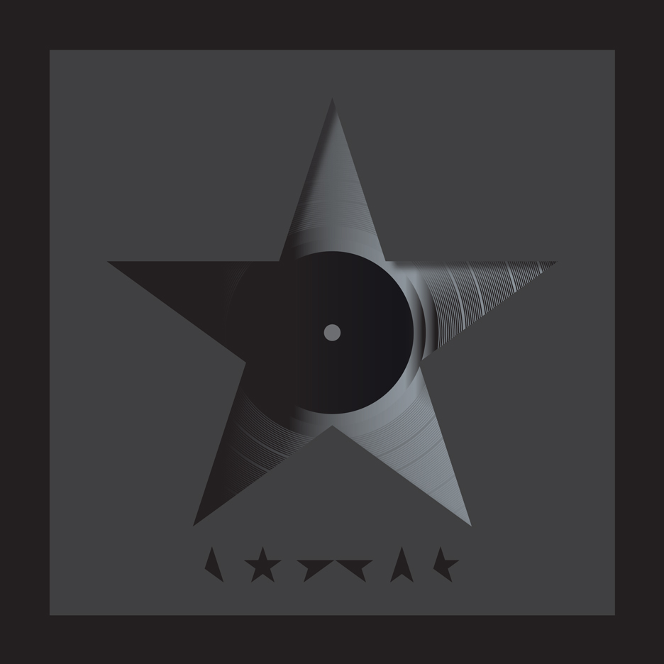 "David Bowie was ""facing his own mortality"" with Blackstar album says cover designer"