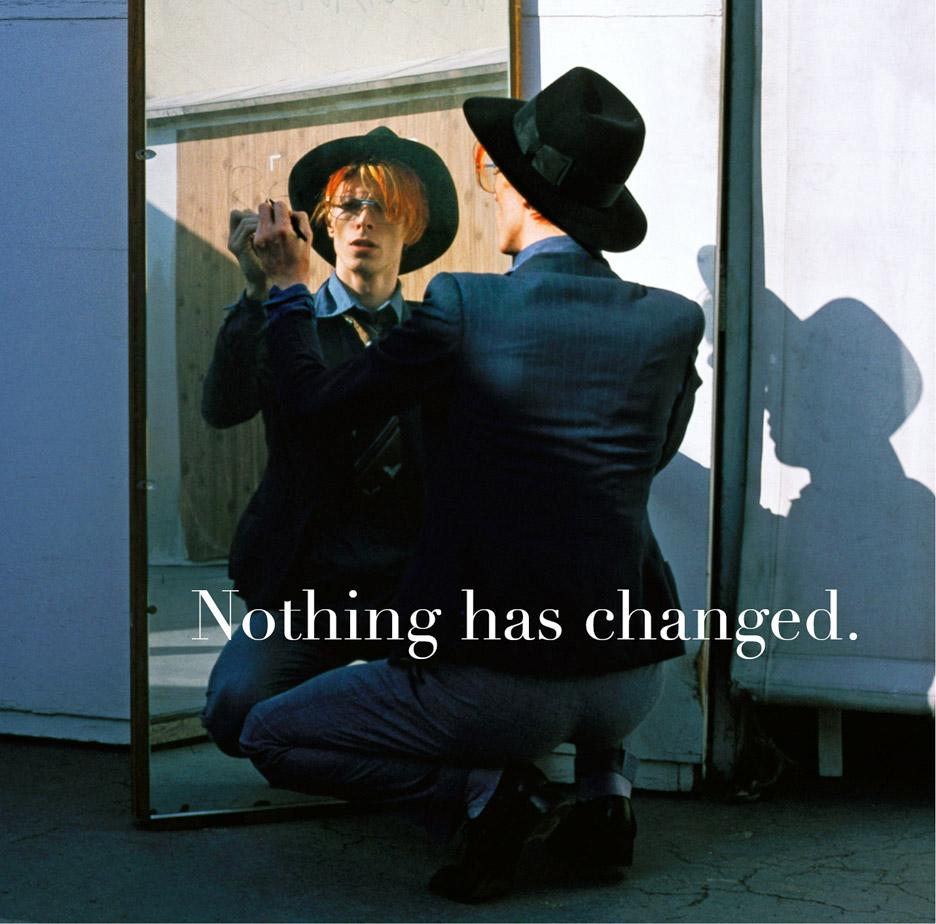 David Bowie was