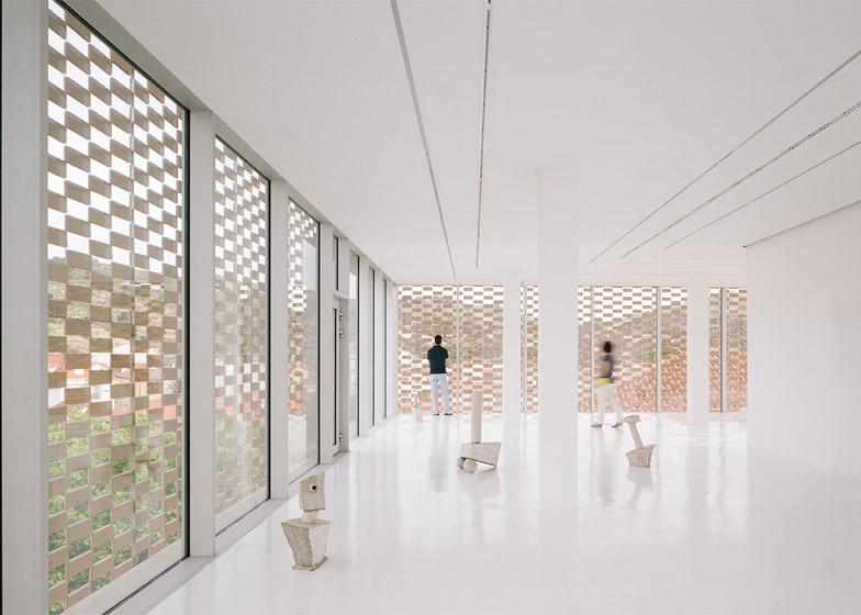 La Gota Cultural Center Tobacco Museum by Losada Garcia Architects
