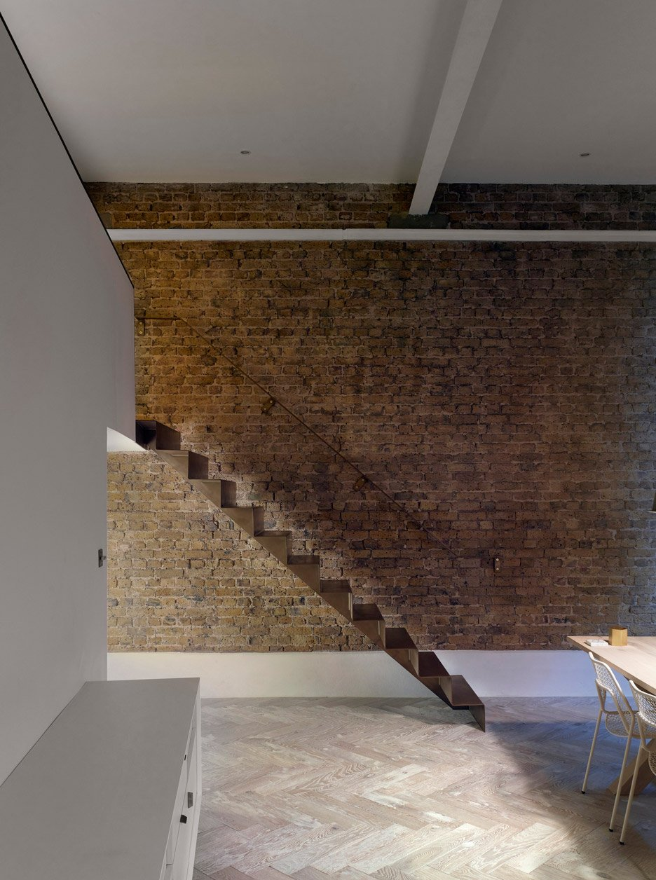 Lansdowne Drive staircase by Bell Phillips Architects