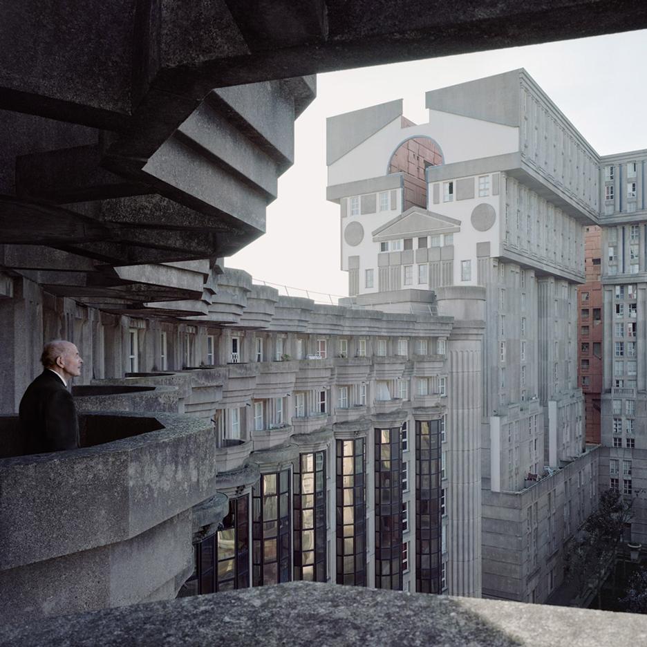 Souvenir d'un Futur photography series by Laurent Kronental
