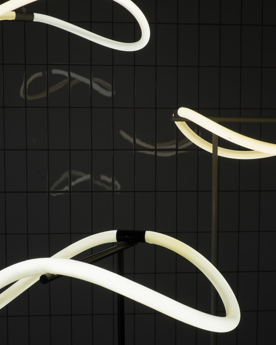 Levity lights by Studio Truly Truly