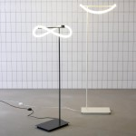 Levity lights by Studio Truly Truly feature flexible looped LEDs
