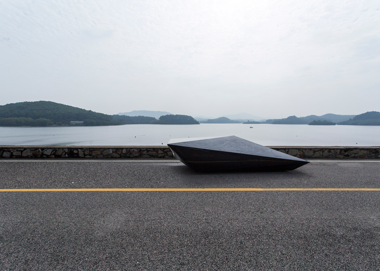 Lo Res car concept by United Nude for Lamborghini