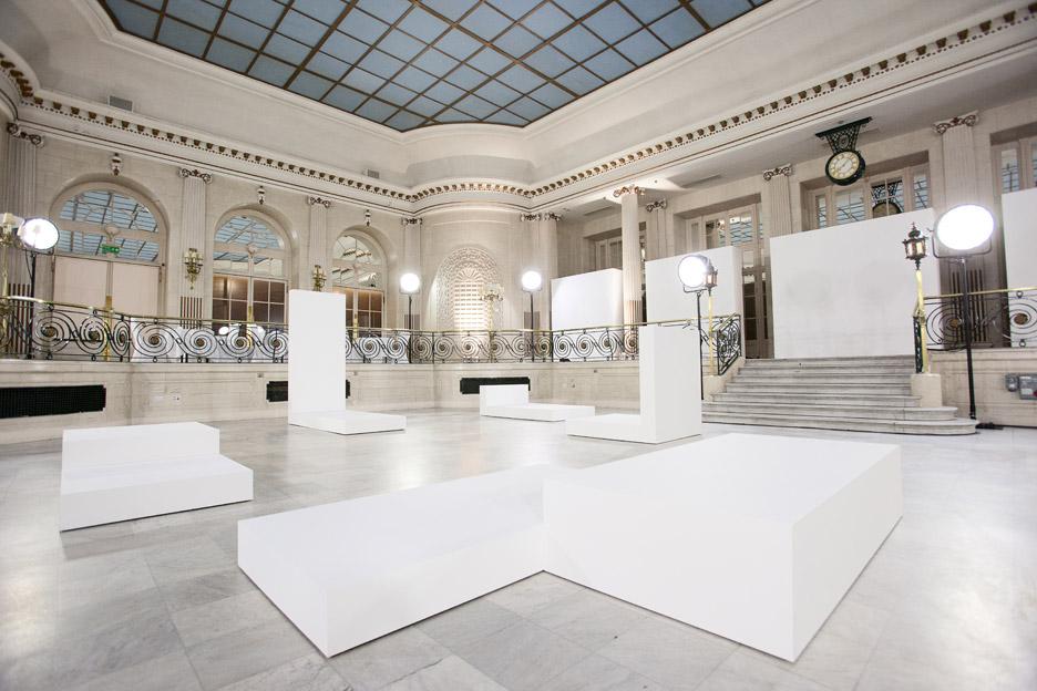 Mackintosh presentation space by Cullen Williams
