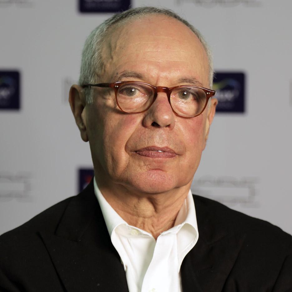MdAA founder Massimo d'Alessandro