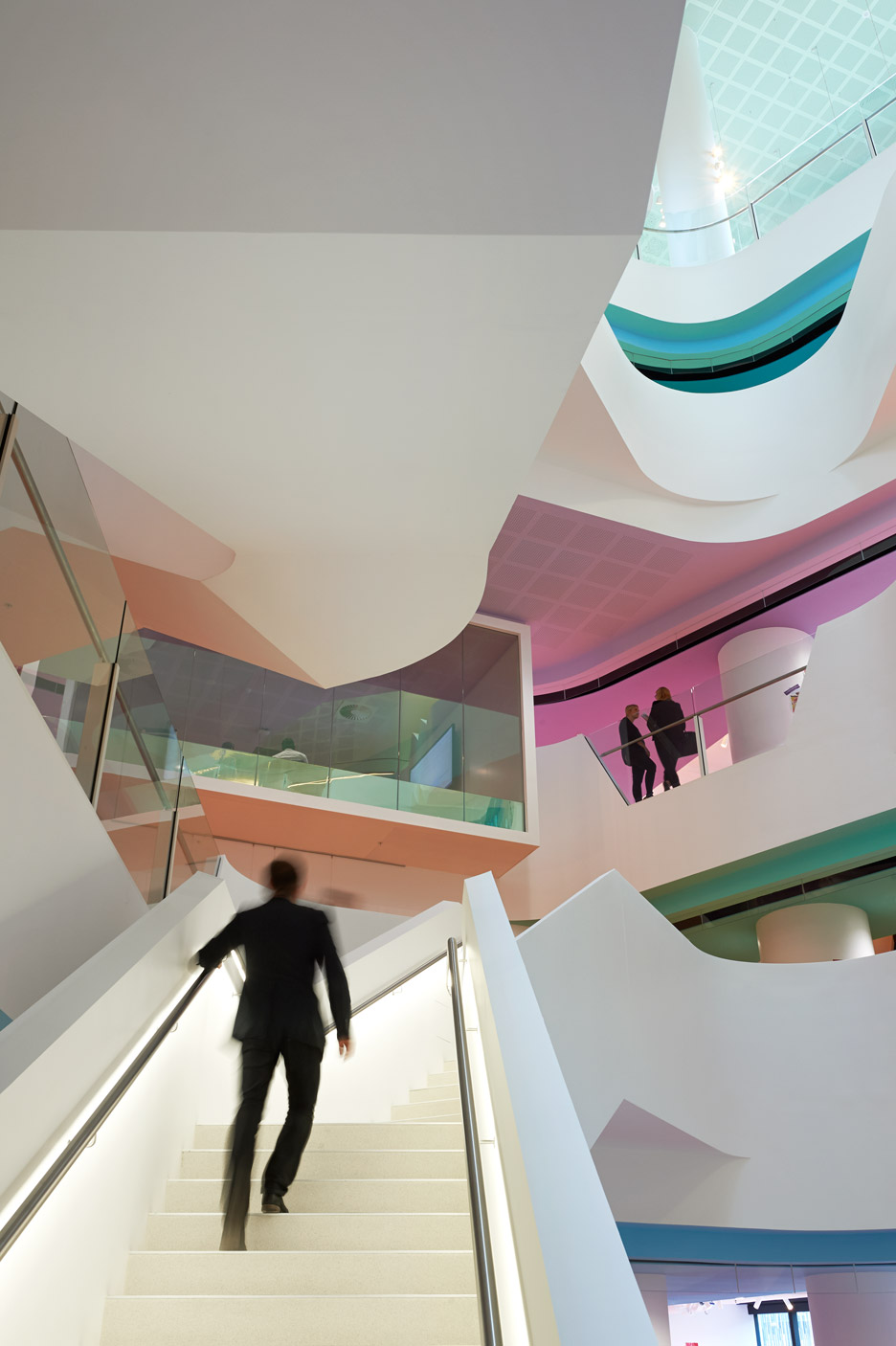 Medibank Workplace by Hassell
