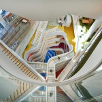 "Hassell's office building for Medibank is designed to ""get people moving"""