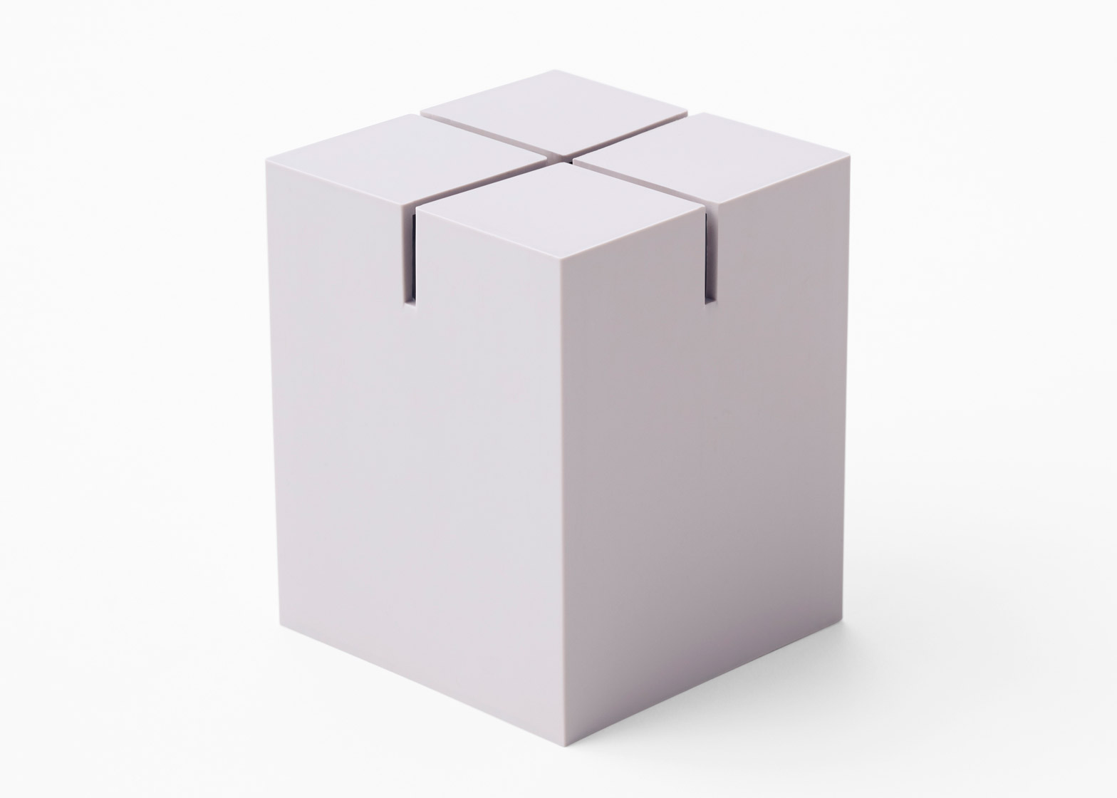 Meji umbrella stand by Nendo