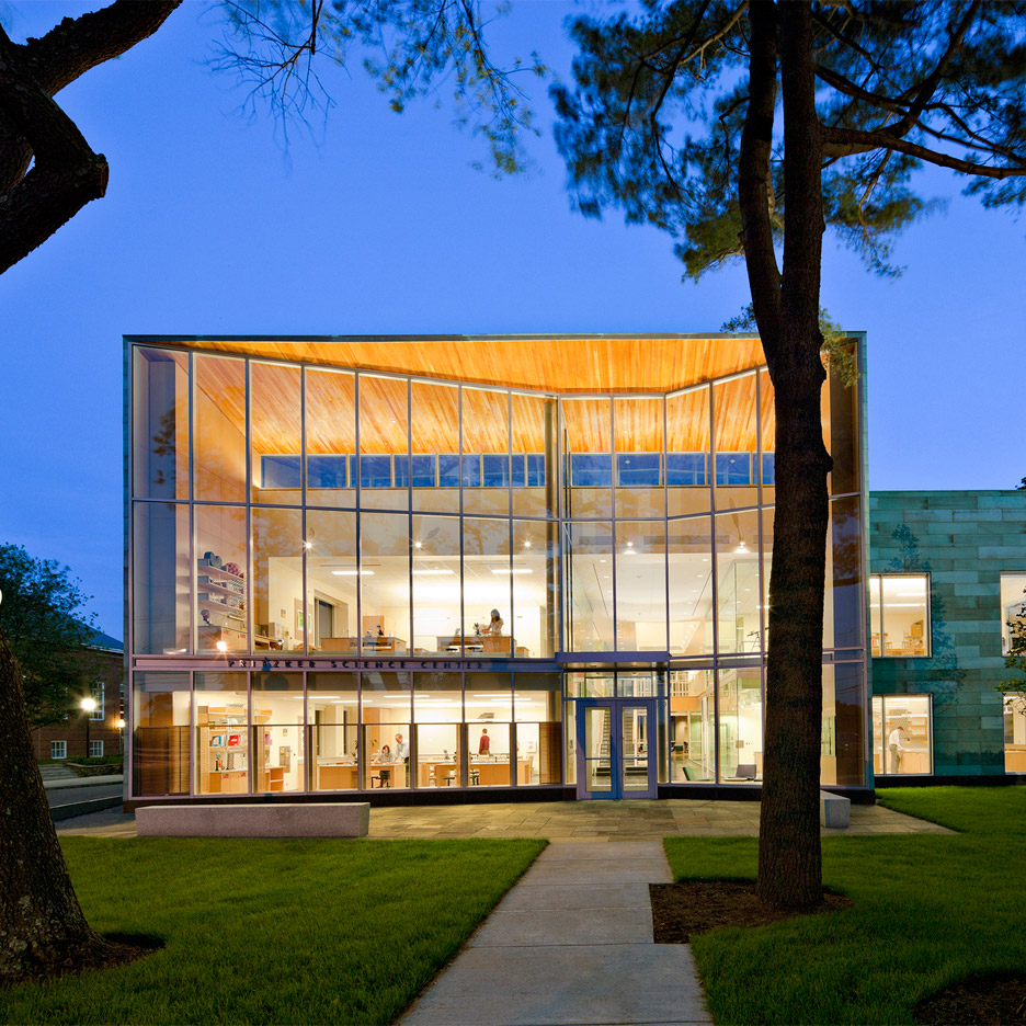 Milton Academy Pritzker Science Center; Milton, Massachusetts