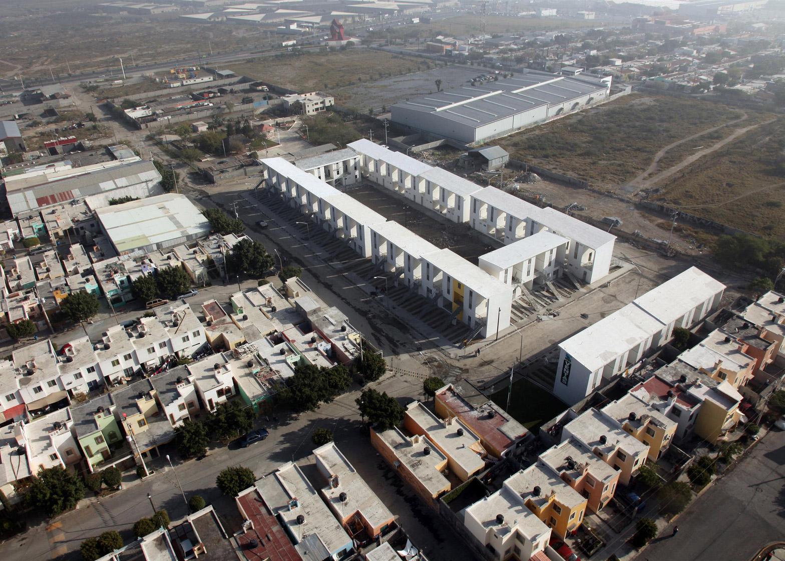 Monterrey Housing, Monterrey, 2010