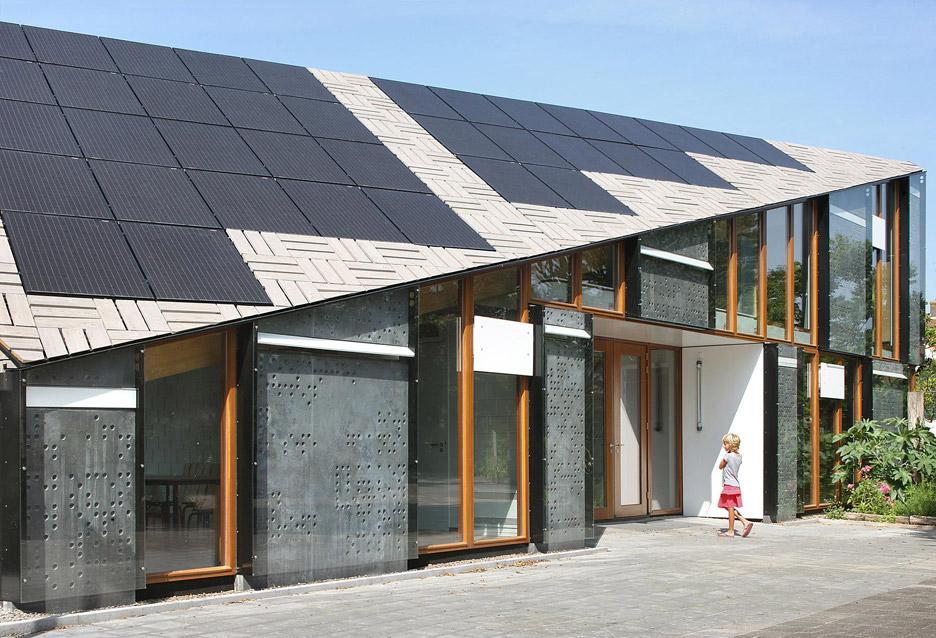 Nature & Environment Learning Center by Bureau SLA