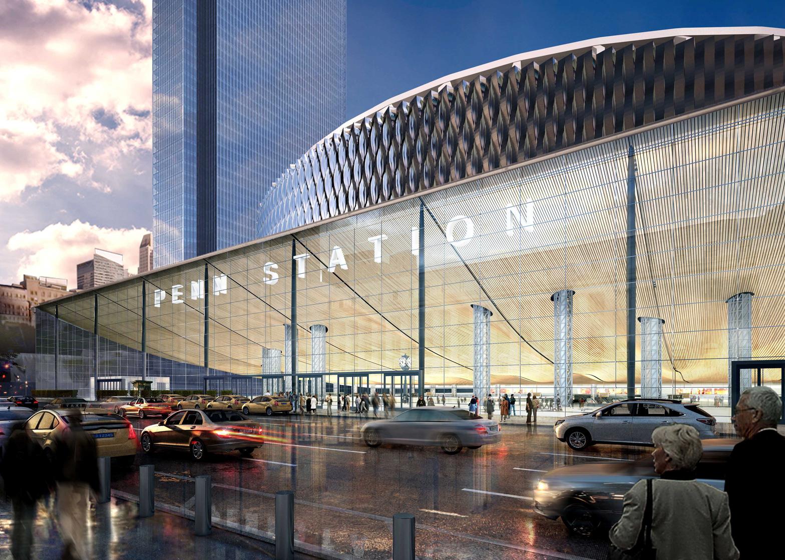 Governor Cuomo Announces New Penn Station Private-Public Partnership RFP