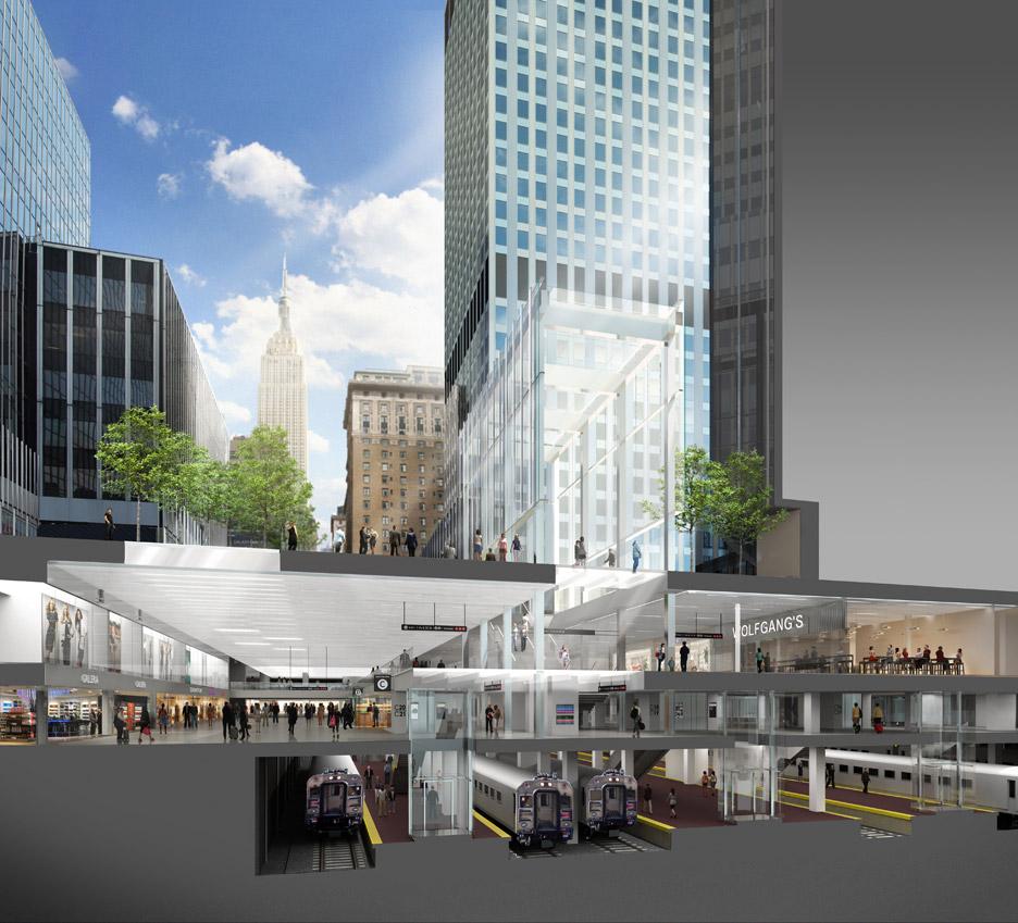 Penn Station revamp