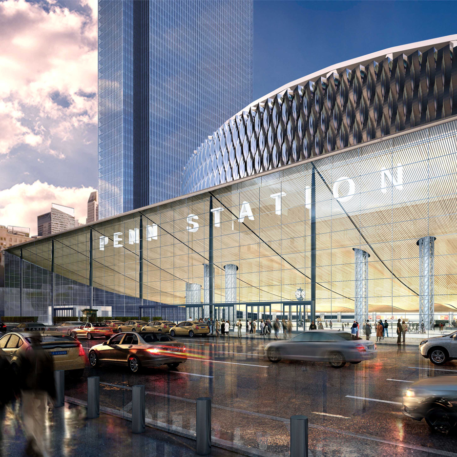 New York's Pennsylvania Station renovation and expansion plans revived