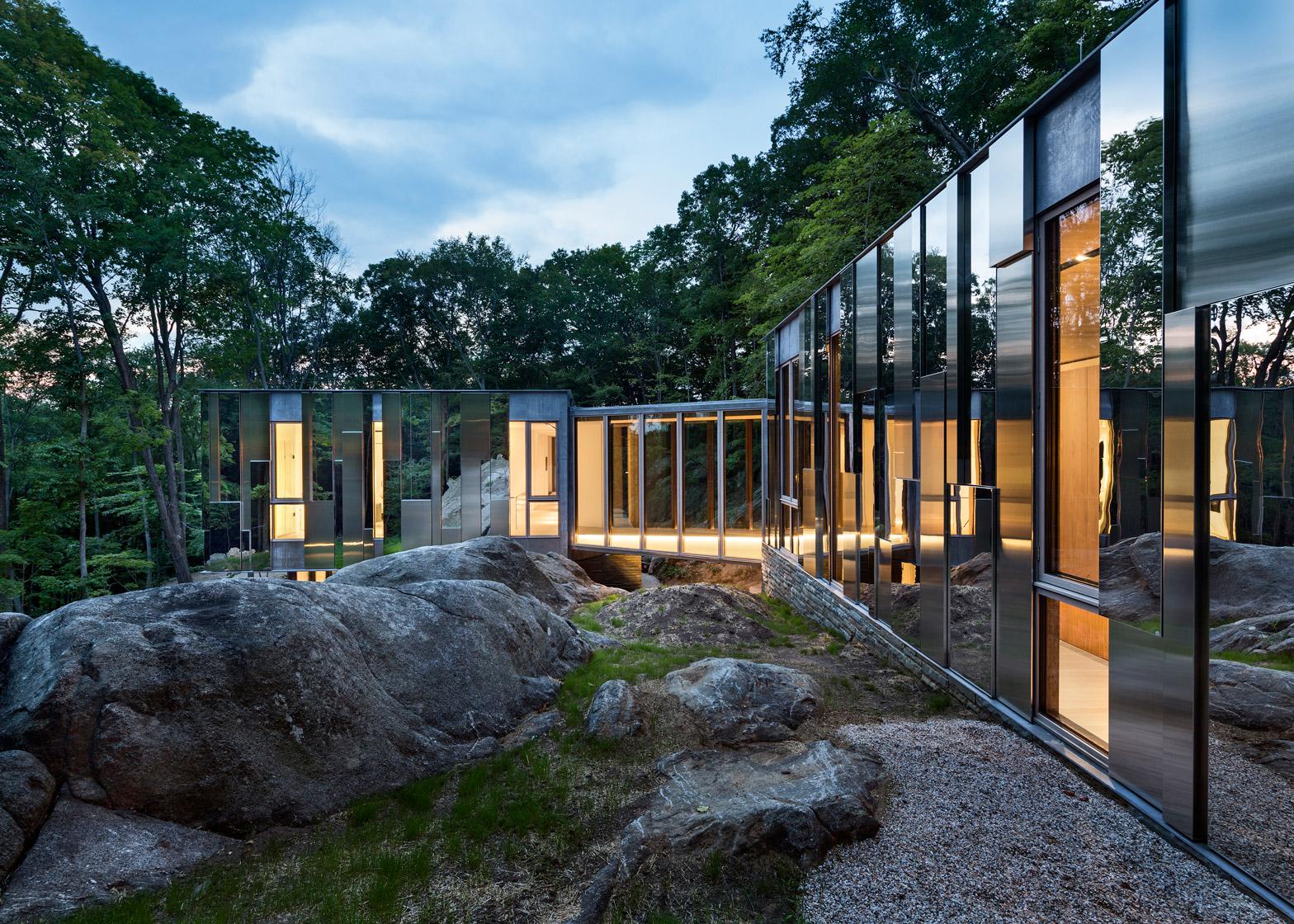 Pound Ridge House by KieranTimberlake