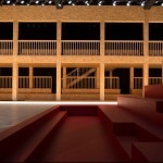 AMO builds public penance theatre for Prada's Autumn Winter 2016 fashion shows