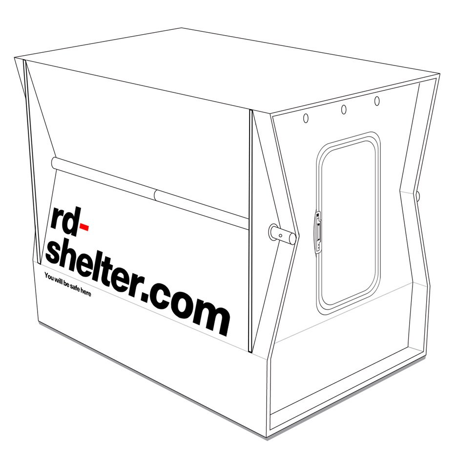 Shelter prototype Suisse