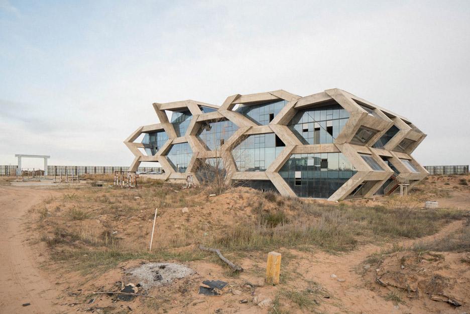 Ordos: A Failed Utopia by Raphael Olivier