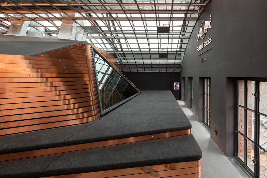 Red Bull studio in Berlin by Optimist Design