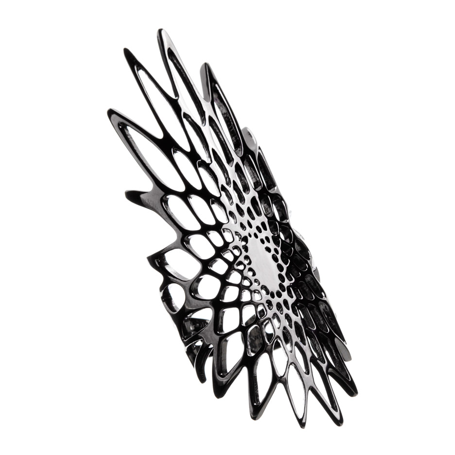 Silene jewellery by Zaha Hadid