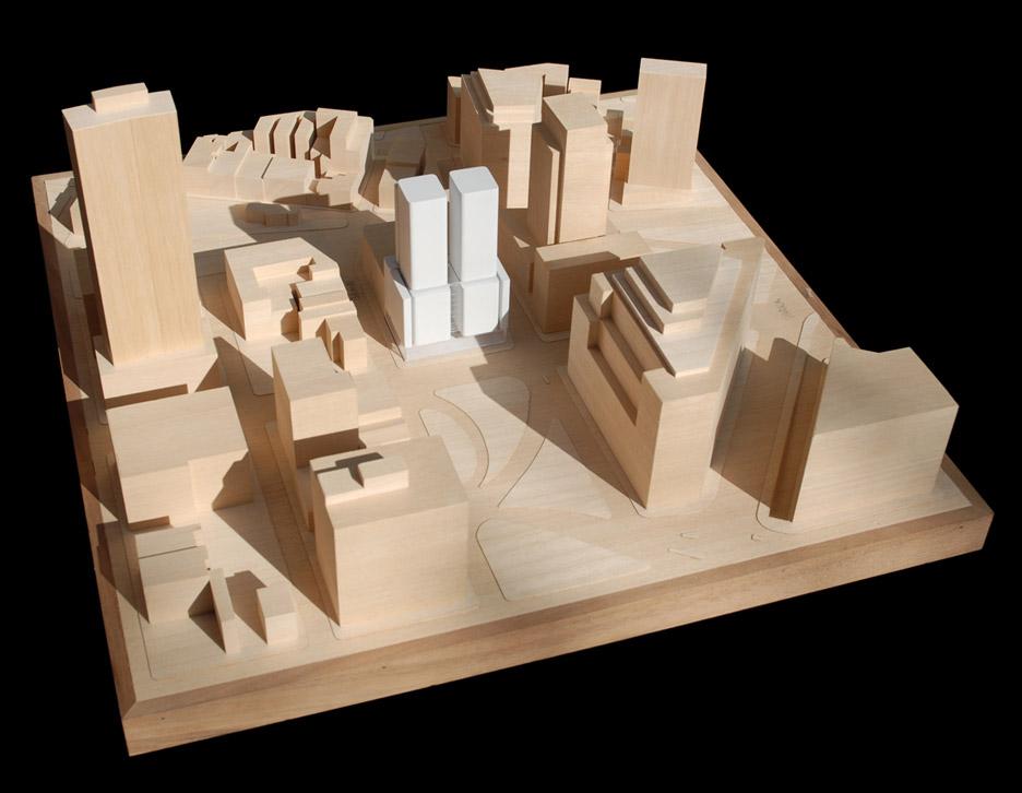 Soho Tower by Renzo Piano