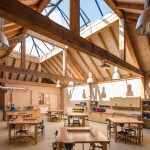 Squire and Partners celebrates craftsmanship with school design and technology workshop